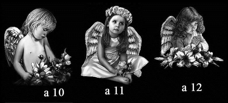 Памятники с ангелами цена в Харькове
