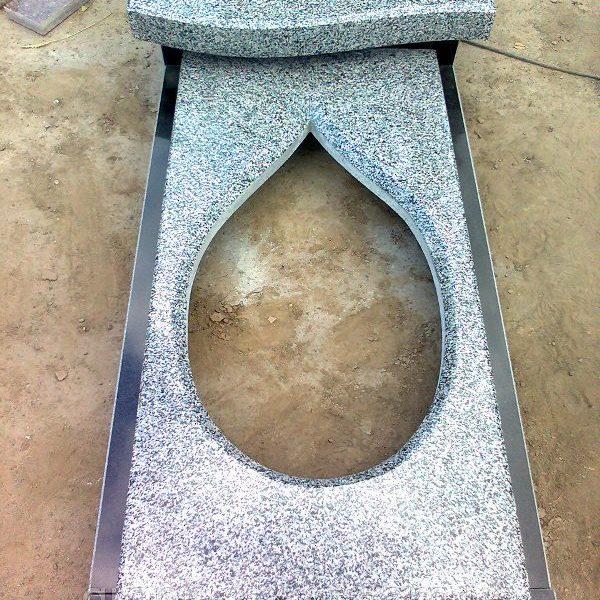 Надгробная плита №10