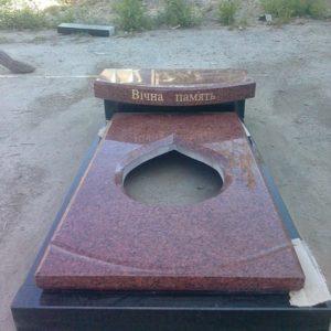 Надгробная плита №06
