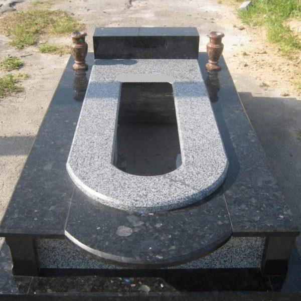 Надгробная плита №04