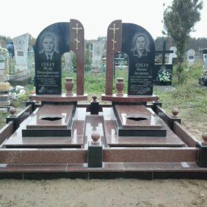 Надгробная плита №05